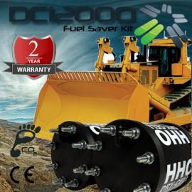 Kit DC 12000 T - pour engins de terrassement