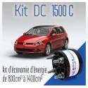 Kit DC 1500 C  - pour voiture