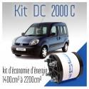 Kit DC 2000 C - pour voiture
