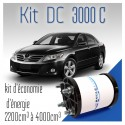 Kit DC 3000 C - pour voiture