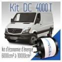 Kit DC 4000 T - pour camion