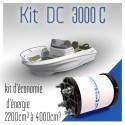 Kit DC 3000 C - pour bateau