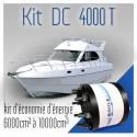 Kit DC 4000 T - pour bateaux