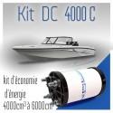 Kit DC 4000 C - pour bateau