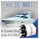 KIT DC 8000 T - pour bateaux
