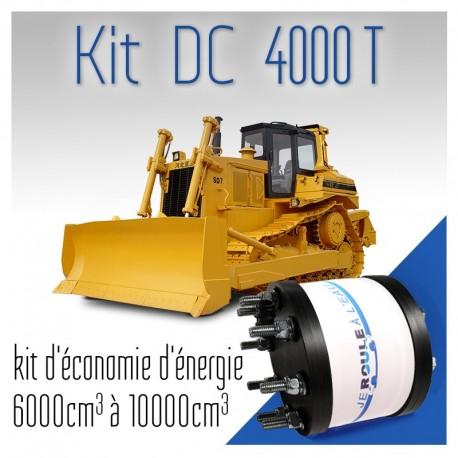 Kit DC 4000 T - pour engin de terrassement