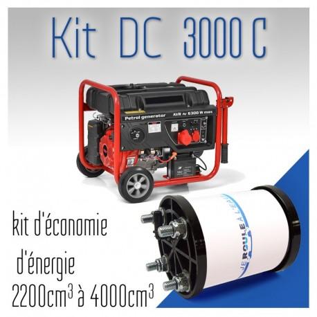 Kit DC 3000 C - pour groupe électrogène