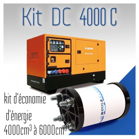 Kit DC 4000  C -  pour groupe électrogène
