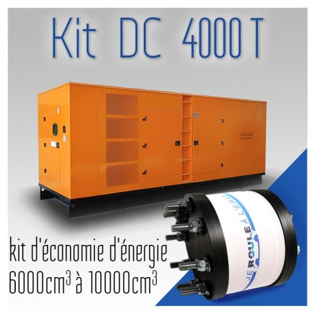 Kit DC 4000  T -  pour groupe électrogène