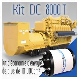 Kit DC 8000  T -  pour groupe électrogène