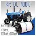 Kit DC 4000 C - pour machines agricoles