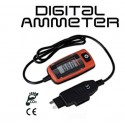 LCD Ampèremètre digital