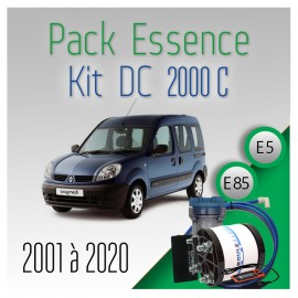 Pack Complet Essence De 2001 A 2020 Avec Kit 2000 C
