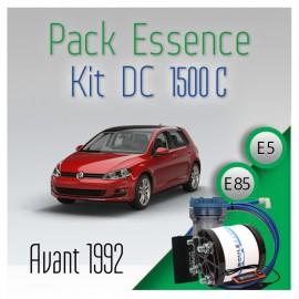 Pack Complet Essence Avant 1992  Avec Kit 1500 C