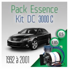 Pack Complet Essence De 1992 A 2001 Avec Kit  3000 C