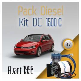 Pack Complet Diesel Avant 1998 Avec Kit 1500 C