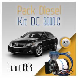 Pack Complet Diesel Avant 1998 Avec Kit 3000 C
