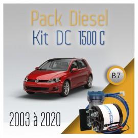 Pack Complet Diesel De 2003 A 2020 Avec Kit 1500 C