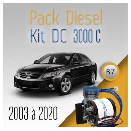 Pack Complet Diesel De 2003 A 2020 Avec Kit 3000 C