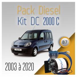 Pack Complet Diesel De 2001 A 2020 Avec Kit 2000 C