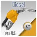 Pack optimisés pour moteur diesel avant 1998.