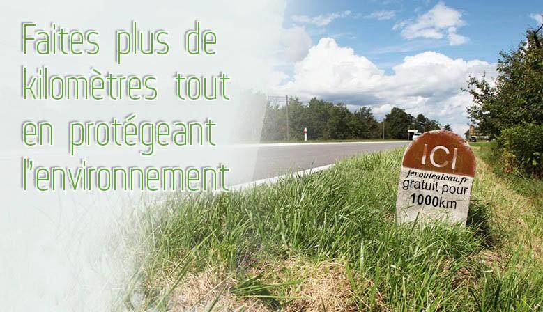 Votre voiture devient écologique et économique...